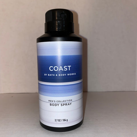 Bath & Body Works Men's Coast Body Spray