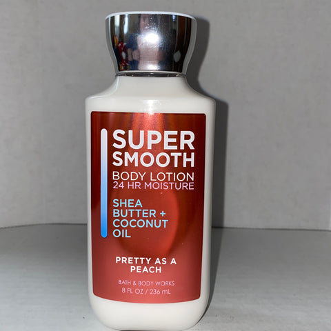Bath & Body Works Pretty In Peach Lotion