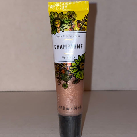 Bath & Body Works Champagne Lip Gloss