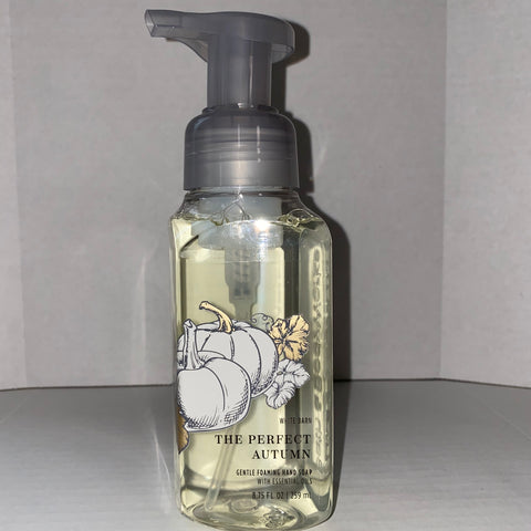 Bath & Body Works The Perfect Autumn Foaming Hand Soap