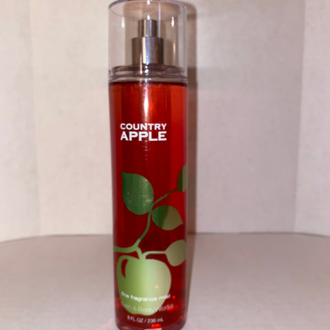 Bath & Body Works Country Apple Fragrance Mist