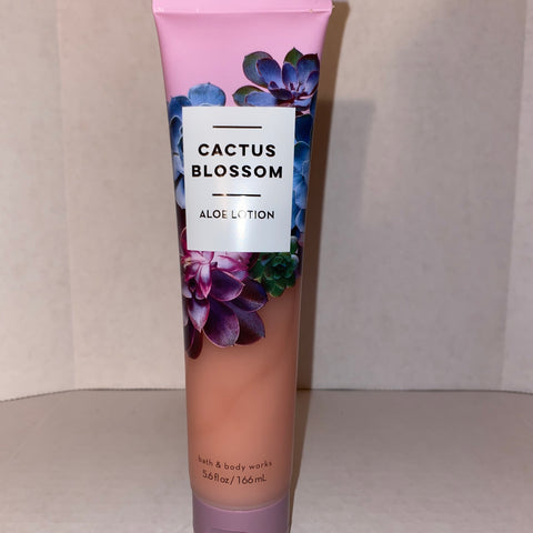 Bath & Body Works Cactus Blossom Aloe Lotion