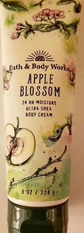 Bath & Body Works Apple Blossom Body Cream