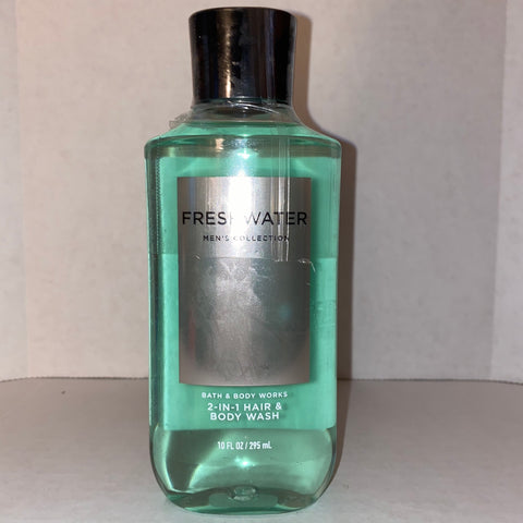 Bath & Body Works Freshwater Men's Shower Gel