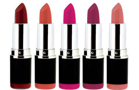 Revolution Freedom Makeup London Pro Lipstick Collection