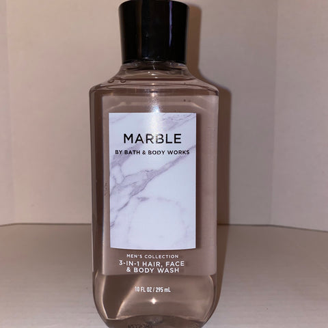 Bath & Body Works Marble Body Wash