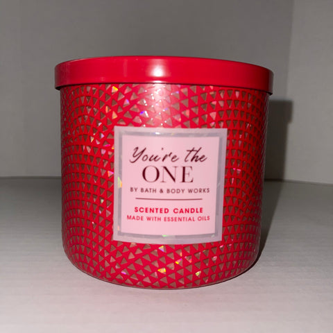 Bath & Body Works You're the One 3 Wick Candle