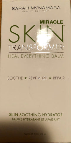 Sarah McNamara Miricle Skin Transformer Heal Everything Balm