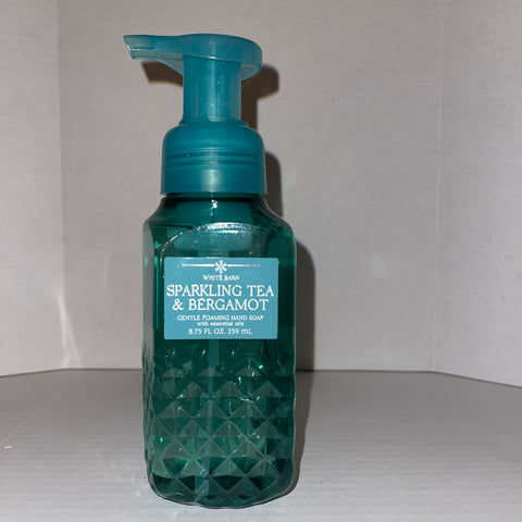 Bath & Body Works Sparkling Tea Bergamot Hand Soap