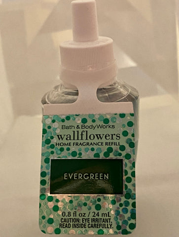 Bath & Body Works Evergreen Wallflower Refill