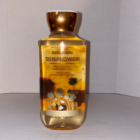 Bath & Body Works Golden Sunflower Shower Gel