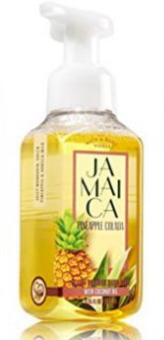 Bath & Body Works Jamaica Pineapple Colada Foaming Hand Soap