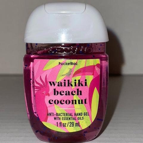 Bath & Body Works  Waikiki Beach Pocketbac