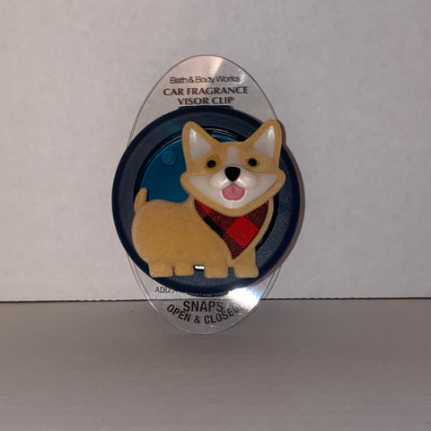 Bath & Body Works Corgi Scentportable Vent Clip  Holder