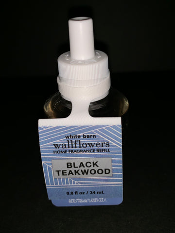 Bath & Body Works Black Teakwood Wallflower Refill