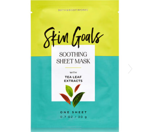 Bath & Body Works Skin Goals with Tea Leaf Extracts Face Mask