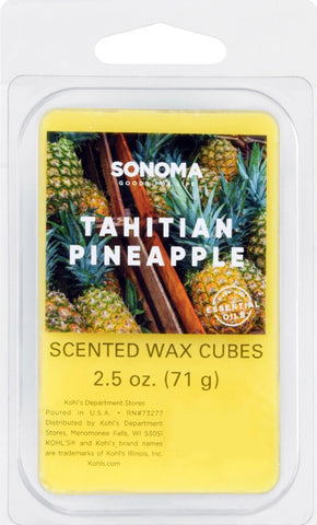 SONOMA Goods for Life® Tahitian Pineapple 2.5-oz. Wax Melt