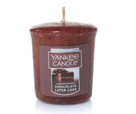 Yankee Candle  Chocolate Layer Cake Votive