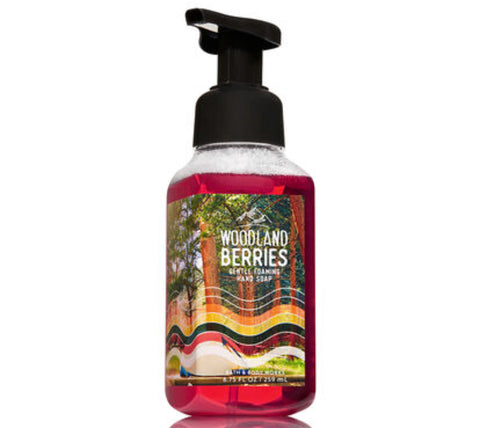 Bath & Body Works Woodland Berries Foaming Hand Soap