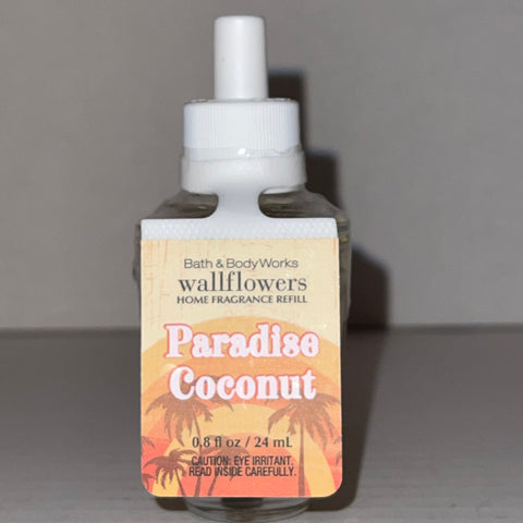 Bath & Body Works Paradise Coconut Wallflower Refill