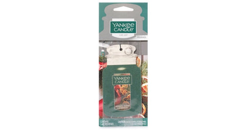 Yankee Candle Aromatic Orange & Evergreen Car Jar