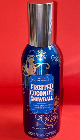 Bath & Body Works Frosted Coconut Snowball Room Spray