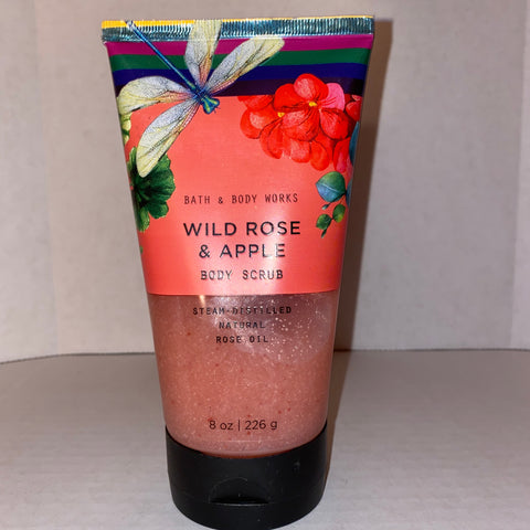 Bath & Body Works Wild Rose & Apple Scrub