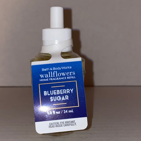 Bath & Body Works Blueberry Sugar Wallflower Refill