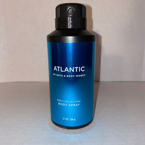 Bath & Body Works Men's Atlantic Deodorant Spray