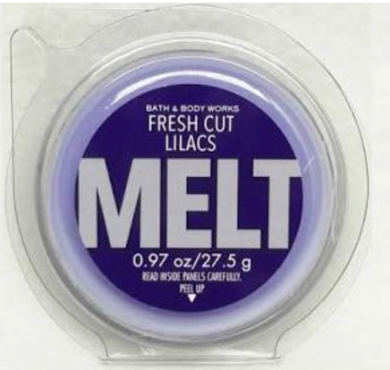 Bath & Body Works Fresh Cut Lilacs Wax Melt