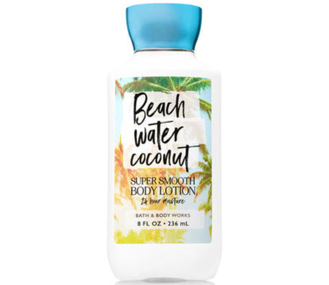 Bath & Body Works Beach Water Coconut  Lotion