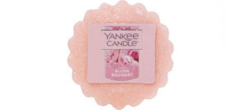 Yankee Candle Blush Bouquet  Wax Tart