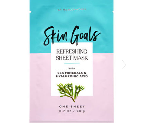 Bath & Body Works Skin Goals with Sea MineralsFace Mask