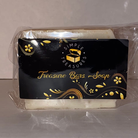 Treasure Bars Lavender Lime Organic Bar Soap
