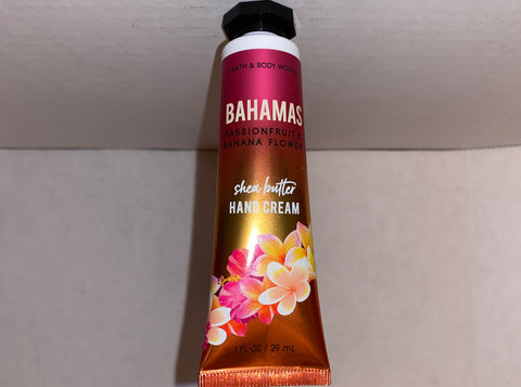 Bath & Body Works Bahamas Shea Hand Cream