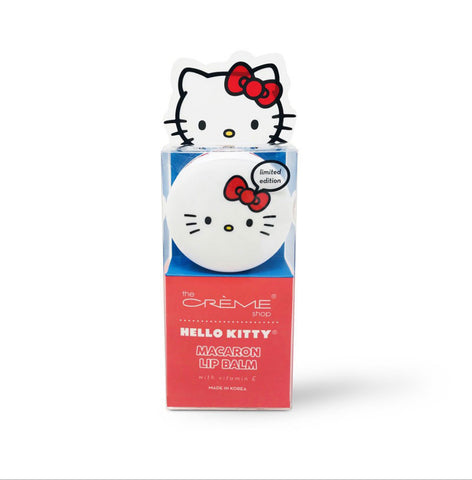 Hello Kitty Macaron Lip Balm - Mixed Berry