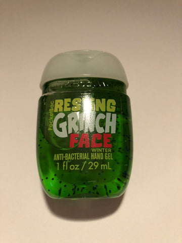 Bath & Body Works  Grinch Free  Pocketbac