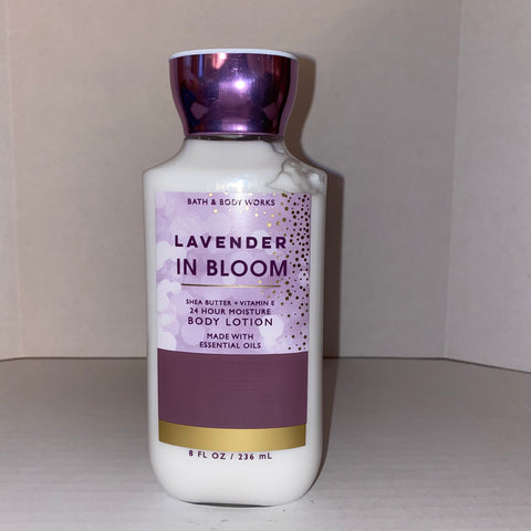 Bath & Body Works Lavender in Bloom Lotion
