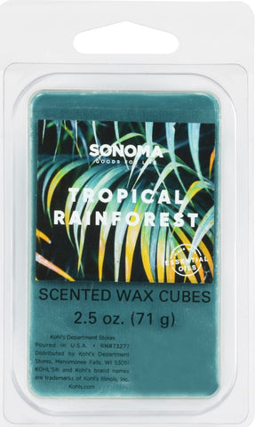 SONOMA Goods for Life® Tropical Rainforest 2.5-oz. Wax Melt