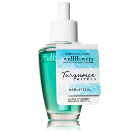 Bath & Body Works Turquoise Waters Wallflower Refill