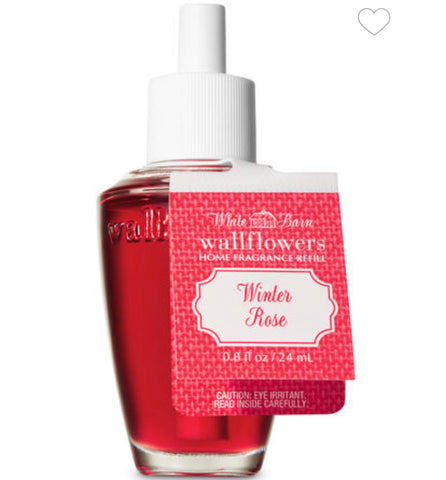 Bath & Body Works Winter Rose Wallflower Refill