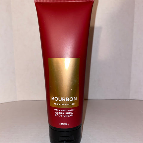 Bath & Body Works Bourbon Body Cream