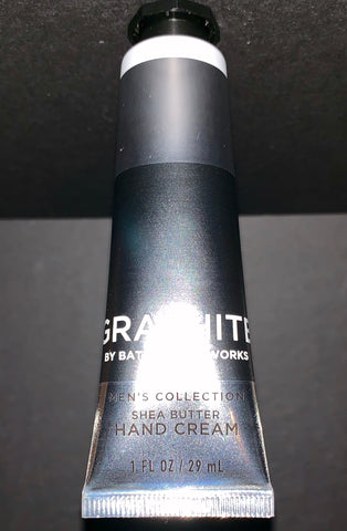 Bath & Body Works Graphite Hand Cream