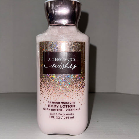 Bath & Body Works A Thousand Wishes Lotion