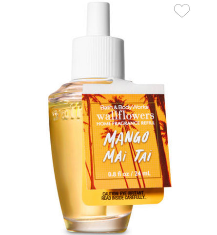 Bath & Body Works Mango Mai Tai Wallflower Refill