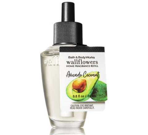 Bath & Body Works Avocado Coconut Wallflower