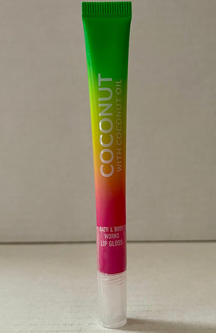 Bath & Body Works Coconut Lip Gloss
