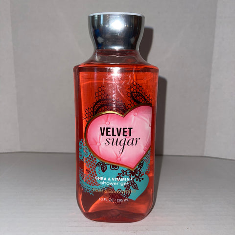 Bath & Body Works Velvet Sugar Shower Gel