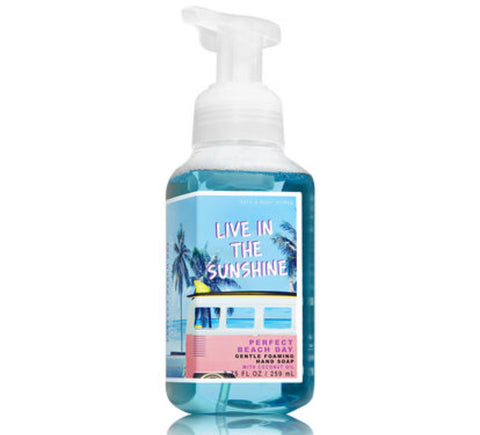 Bath & Body Works Perfect Beach Day Foaming Hand Soap