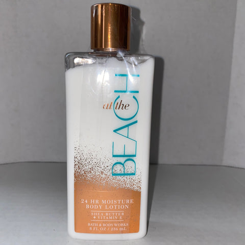 Bath & Body Works At The Beach Lotion